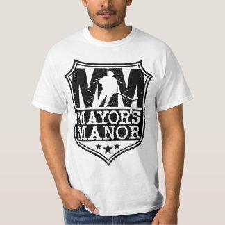 MayorsManor - basic T-Shirt