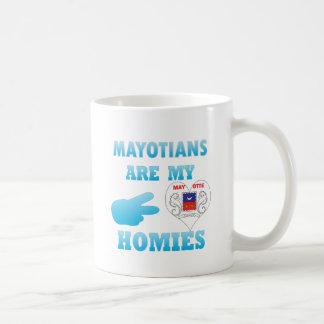 Mayotians s are my Homies Coffee Mug