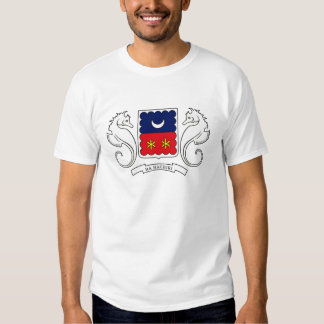 Mayotte Coat of Arms T-shirt