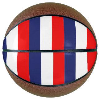 Mayotte Flag Basketball