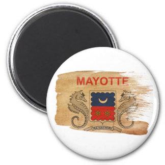 Mayotte Flag Magnets