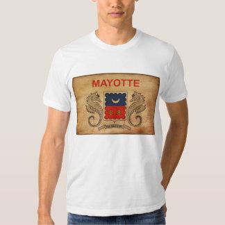 Mayotte Flag T-shirt