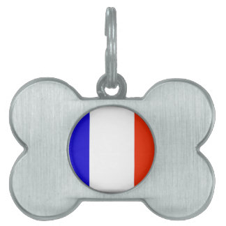 Mayotte (France) Flag Pet Tags