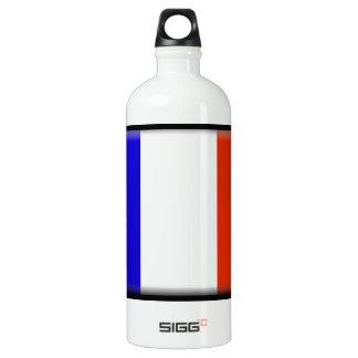 Mayotte (France) Flag Water Bottle