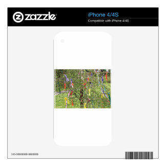 Maypole #2 skin for iPhone 4