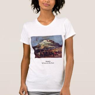Maypole de Francisco De Goya Camiseta