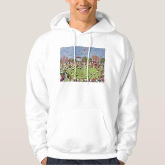 Maypole Hooded Sweatshirt