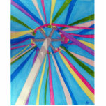 """Maypole Photo Sculpture<br><div class=""""desc"""">Photo sculpture featuring Maypole Original artwork oil on canvas,  painted 12-04-2012 All rights reserved.</div>"""