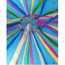 Maypole Photo Sculpture