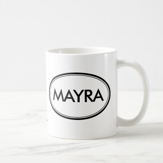 Mayra Coffee Mug