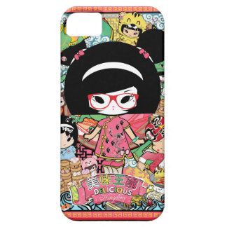 Mayumi Gumi - DimSum Luv que ofrece MeiMei iPhone 5 Case-Mate Coberturas