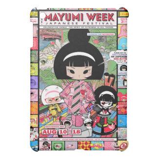 Mayumi Gumi- Mayumi Week iPad Mini Cover