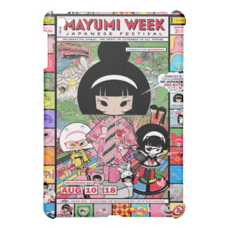Mayumi Gumi- Mayumi Week iPad Mini Covers
