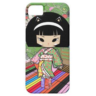 Mayumi Gumi - Rainbow Kimono iPhone SE/5/5s Case