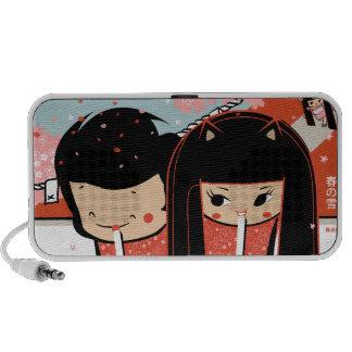 Mayumi Gumi - Spring Snow/Sakura Love iPod Speaker