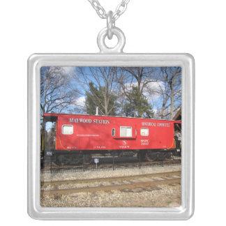 Maywood Station Necklaces