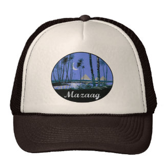 Mazaag Vintage Night Trucker Hat