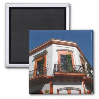Mazatlan Balcony Magnet