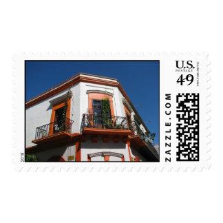 Mazatlan Balcony Postage