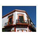 Mazatlan Balcony Postcard