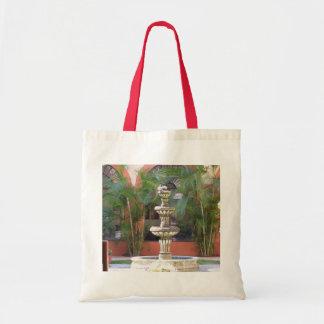 Mazatlan Fountain Budget Tote Bag