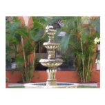 Mazatlan Fountain Post Card
