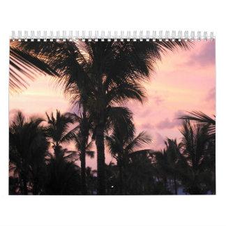 Mazatlan Mexico Calendar