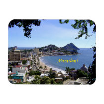Mazatlan, Mexico fridge magnet