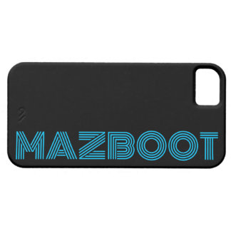 Mazboot iPhone SE/5/5s Case