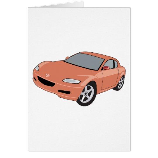 Mazda Card