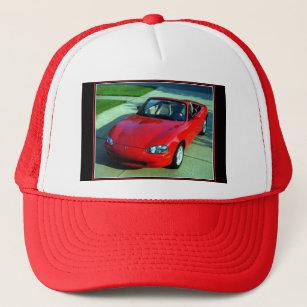 d80fe2072 Mazda Miata Baseball & Trucker Hats | Zazzle