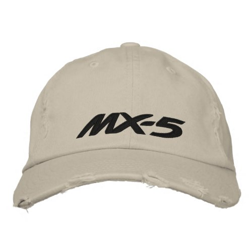 Mazda mx_5 Cap