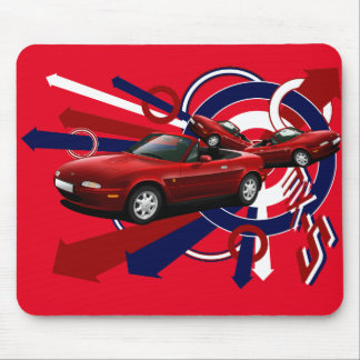 Mazda MX-5 Mouse mat Mouse Pad