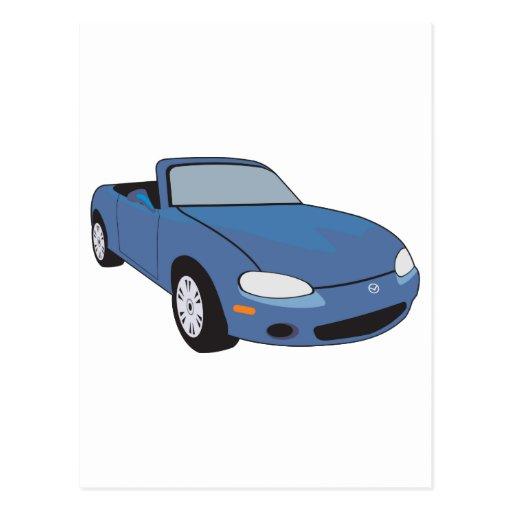 Mazda Postcard
