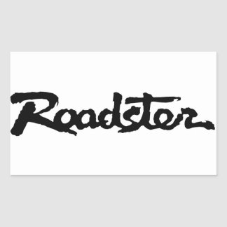 Mazda Roadster (MX-5/Miata) Sticker