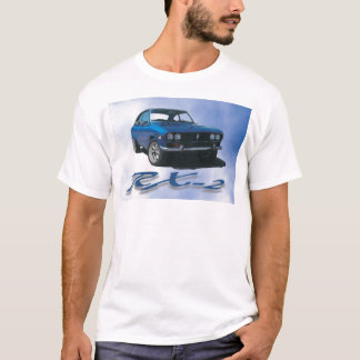 Mazda Rx-2 Blue T-Shirt