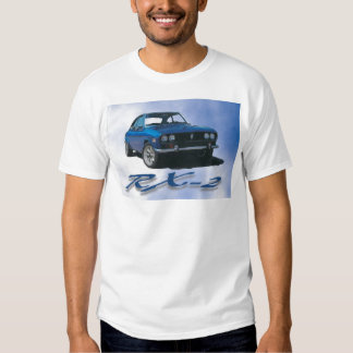Mazda Rx-2 Blue Tee Shirt