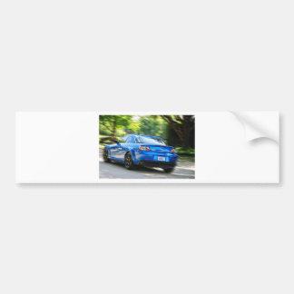 Mazda RX-7 Car Bumper Sticker