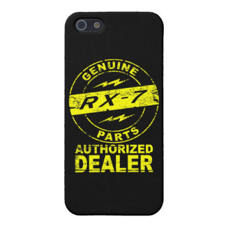 Mazda RX-7 Genuine Parts iPhone Case iPhone 5 Covers