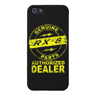 Mazda RX-8 Genuine Parts iPhone Case Case For iPhone 5