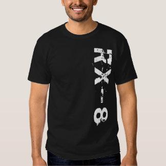 Mazda RX-8 Vert Logo Apparel T-shirts