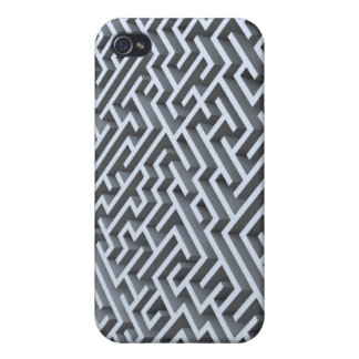 Maze 2 cover for iPhone 4