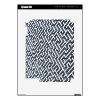 Maze 2 decal for iPad 3