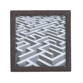 Maze 2 gift box