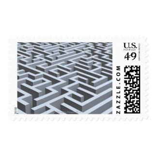 Maze 3 postage