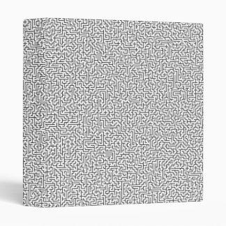maze binder