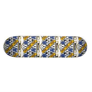 Maze Family Crest Skate Board Deck