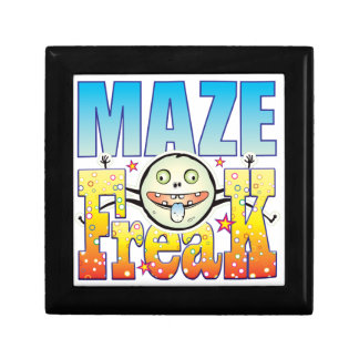 Maze Freaky Freak Keepsake Boxes