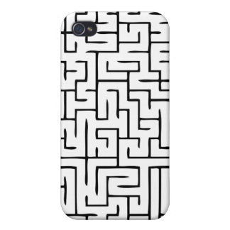 Maze iPhone 4 Cover