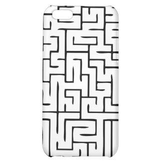 Maze iPhone 5C Cover